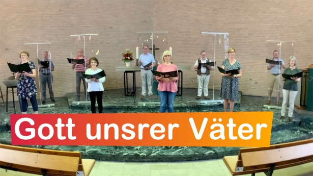 """Embedded thumbnail for 08.08.2021 – """"Gott unsrer Väter"""""""