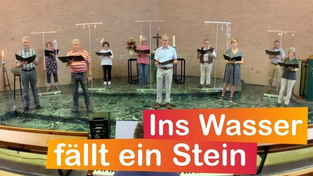 """Embedded thumbnail for 29.08.2021 – """"Ins Wasser fällt ein Stein"""" (EG 659)"""