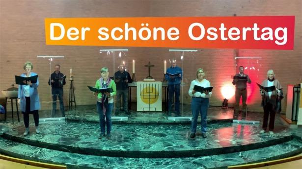 """Embedded thumbnail for 04.04.2021 – """"Der schöne Ostertag"""" (EG 117)"""