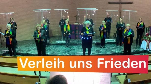 """Embedded thumbnail for 30.12.2020 – """"Verleih uns Frieden gnädiglich"""""""