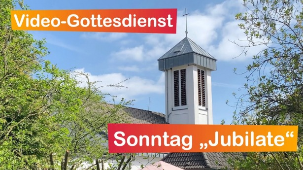 Embedded thumbnail for Gottesdienst am 25.04.2021