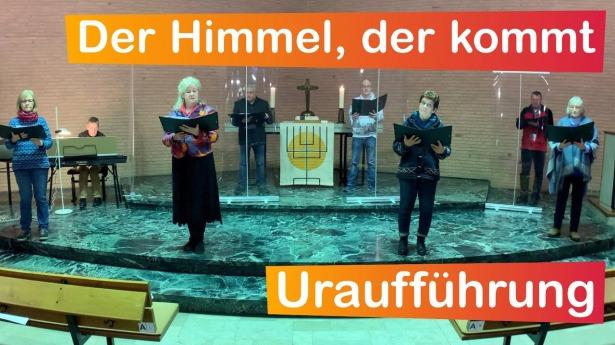 """Embedded thumbnail for 07.02.2021 – """"Der Himmel, der kommt"""" (UA)"""