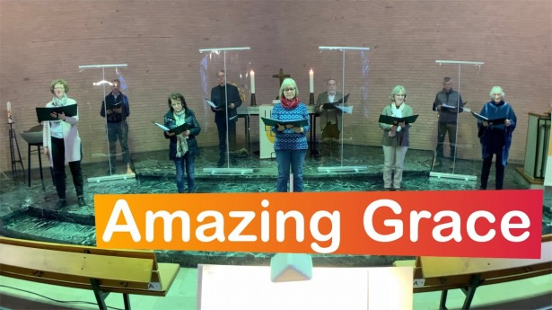 """Embedded thumbnail for 18.04.2021 – """"Amazing Grace"""""""