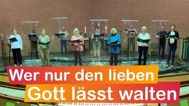 """Embedded thumbnail for 12.09.2021 – """"Wer nur den lieben Gott läßt walten"""""""