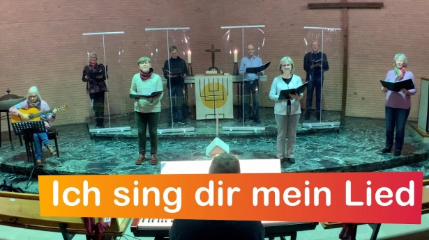 """Embedded thumbnail for 10.01.2021 – """"Ich sing dir mein Lied"""""""