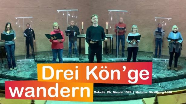 "Embedded thumbnail for 17.01.2021 – ""Drei Kön'ge wandern"""