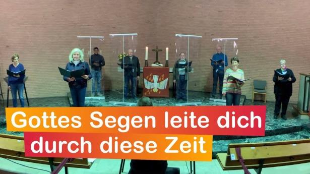 """Embedded thumbnail for 3.1.2021 – """"Gottes Segen leite"""""""